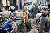 Nicaragua : Escena en una calle en Leon / street scene book seller /  Nikaragua : Verkauf von gebrauchten Hefte , Magazine und Bücher auch der Strasse in Leon © Lucaz Lacaz Ruiz/LATINPHOTO.org