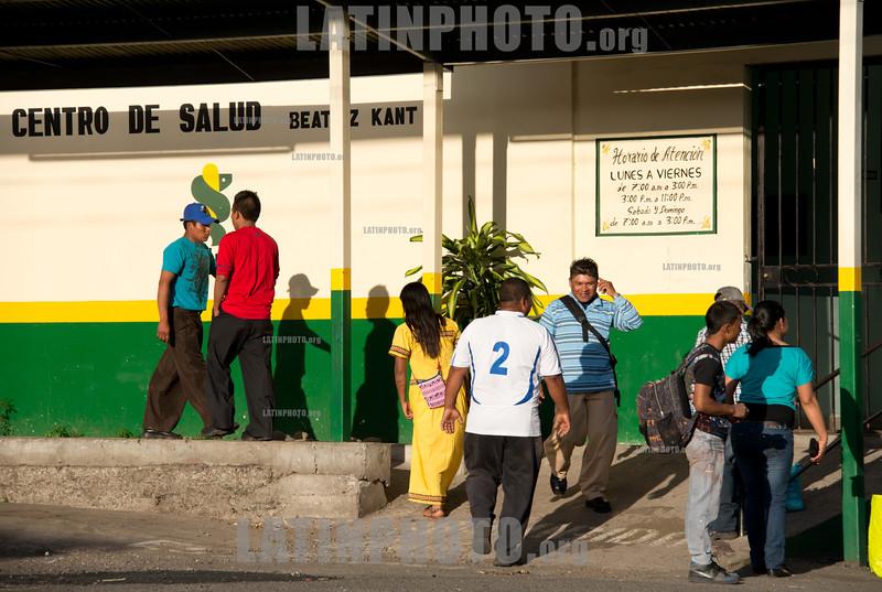 Panama : Bajo Boquete en la provincia de Chiriqui / Small town Boquete in western - most Chiriqui Province / Bajo Boquete in der Provinz Chiriqui im Bezirk Boquete © LATINPHOTO.org