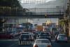 Costa Rica : Trafico en San Jose - causados por el transito - puente / Traffic in San Jose / Strassenverkehr in San Jose - Brücke © LATINPHOTO.org