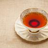 antique cup of tea