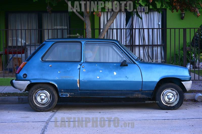 2013-01-05 AUTO EN OVALLE CHILE /ENVELHECIDOS EM TONEIS DE CARVALHO FRANCES / COCHE EN OVALLE CHILE / CAR IN OVALLE CHILE / AUTO BEI OVALLE CHILE/ PHOTOS Lucas Lacaz Ruiz/LATINPHOTO.org