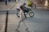 Costa Rica : Peatones en San Jose / Pedestrians in San Jose / Passanten in San Jose - Fussgänger © LATINPHOTO.org