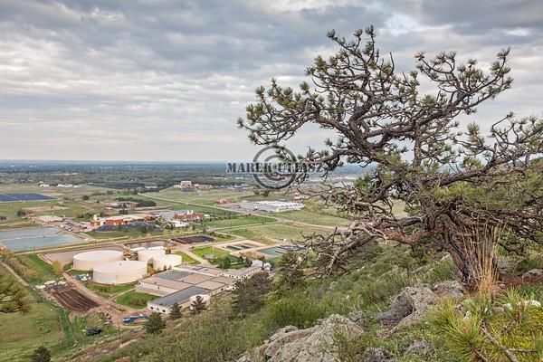 Fort Collins foothills