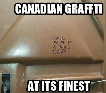 canadian grafirti