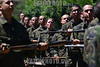 2013-02-22 OS 124 ALUNOS DO ITA APROVADOS NO VESTIBULAR INICIARAM ONTEM E TERMINARAM HOJE UM TREINAMENTO NO CPOR COMO PARTE DAS ATIVIDADES , NA SEGUNDA PROXIMA INICIA AS AULAS NO ITA COM A PRESENCA DO MINISTRO DA DEFESA NA AULA MAGNA / Instruccion militar / Women in the military / Brasilien : Militärische Ausbildung - Frauen im Militär © Lucas Lacaz Ruiz/LATINPHOTO.org