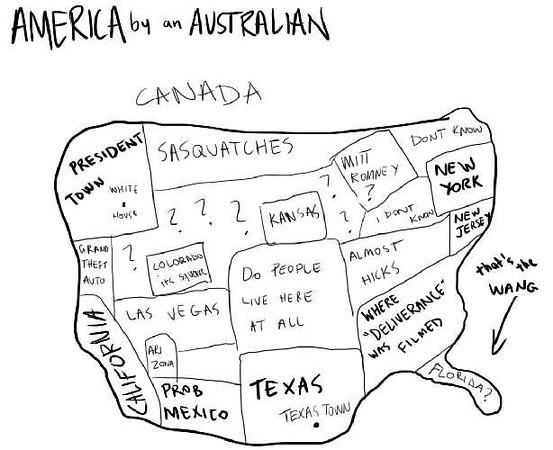 australia america