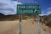 2013-01-20 VISTA DA ESTRADA TULAHUEN - COMBARBALA ONDE SE ENCONTRA O SITIO ARQUEOLOGICO CHILCA COM DIVERSAS INCRICOES RUPESTRES EM PEDRAS / VISTA DE ESTRADA TULAHUEN DONDE ESTA IL SITO ARQUOLOGICO CHILCA CON PIEDRAS / VIEW FROM ROAD OF TULAHUEN TO ARCHEOLOGICAL SITE OF CHILCA / SICHT VON STRASSE NACH TULAHUEN ZU ARCHEOLOGISCHES HÖHLEN VON CHILCA MIT VERSCHIEDENER STEINBESCHRIFTUNG .  © Lucas LAcaz Ruiz /LATINPHOTO.org