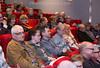 """Vorpremiere """"Der Bestatter"""" für die Mitglieder der SRG AG SO am 14.12.2013 im Kino Schloss in Aarau."""