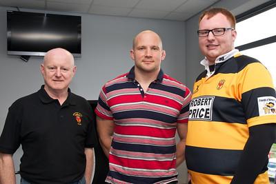 2013/14 Newport RFC Sponsors Function