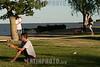 Argentina: practica de slackline en la costa de Vicente Lopez / Argentina: slackline practice on the coast of Vicente Lopez / Argentinien : Freizeitaktivität an der Küste Vicente Lopez - Seiltänzer - Seiltanzen © Guillermo Jones/LATINPHOTO.org