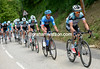Sylvain Chavanel has suddenly started to chase for Omega and their sprinter, Gianni Meersman...