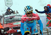 Nibali is less than two-kilometres from another stage-win and an extension of his race-lead...