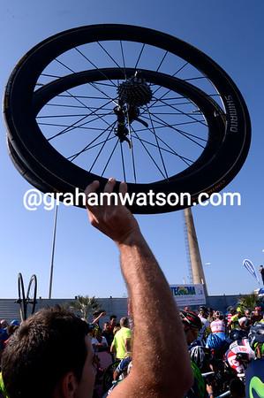 Anyone need a spare wheel.?!