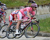 Is thsi the day when Luca Paolini hands over his Maglia Rosa to someone in the escape..?