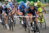 Francisco Ventoso is chasing - Movistar sense the chance to get Benat Intxausti into Pink at the finish...