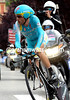 Vincenzo Nibali rode superbly, taking 4th, just 21-seconds off the winner's pace...