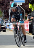 Sergio Henao was Sky's second-fastest rider in 9th, 53-seconds down...