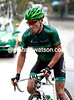 Voeckler is starting to pull his famous faces as the Ghisallo summit nears - he's still almost three minutes clear...