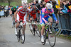 Damiano Cunego and Alberto Losada are the nearest chasers...