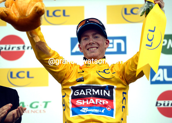 Andrew Talansky has become the new man to beat in this year's Paris-Nice..!
