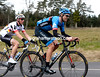 Jack Bauer and Fabian Wegmann are two of the five Garmin riders dropped on the first ascent..!