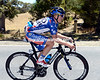 Champion of USA, Tim Duggan, is sproudly displaying his stars 'n stripes clothing for Saxo Bank-Tinkoff...