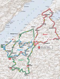 Stage 3: Payerne > Payerne, 180kms