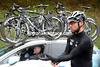 The gloves are coming on for Mark Cavendish - this could be a very nasty day out there..!