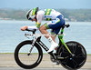 """Luke Durbridge was feeling the effects of a hard week when he managed just 25th, 1' 11"""" down..."""