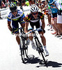 Slagter is going for overall victory - Gerrans just has to win the stage..!