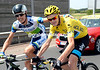 It looks as if Daryl Impey and Chris Froome are also expecting a quietish sort of day...