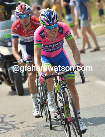 Le Tour de France 2013 - Stage Fourteen