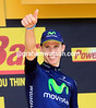 Alberto Rui Costa celebrates a brilliant stage-win in Gap...