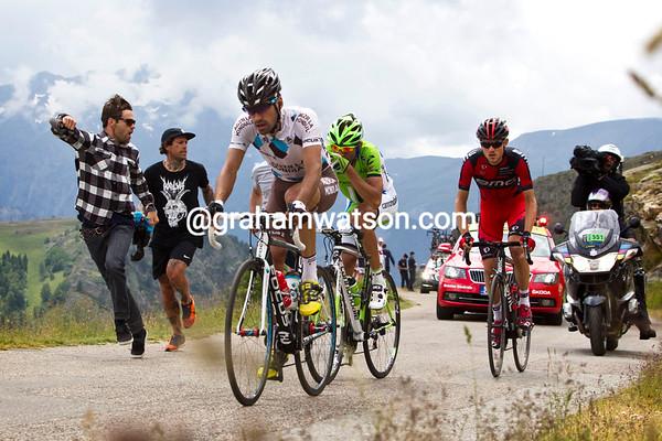 """Tour de France 2013 - 18. Etappe Gap - """"Alpe d'Huez"""""""