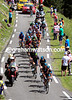 Team Sky leads the chase of Quintana with Peter Kennaugh doing some great work..!