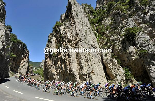 Le Tour de France 2013 - Stage Eight