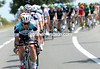 Omega stakes its claim to governance of the peloton with Jerome Pineau leading the chase...
