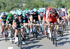 Sky and BMC are driving the charge toewards the last hill, safety-first and stage ambitions second...