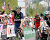 Rui Costa wins stage seven into La Punt, ahead of Mollema and Van Garderen...