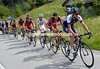 Thomas Lovkvist leads IAM in a chase that seems to be helping BMC...