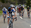 Bauke Mollema attacks inside the last three-kilometres...