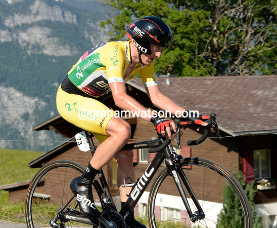 "Matthias Frank took 19th at 12' 56"" and ended his Swiss tour in 5th place overall..."
