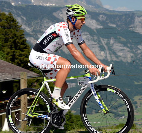 "Tour de France sprinters watch out - Peter Sagan took a fine 20th today, 2' 01"" down on the hilly course..."