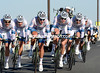 The Argos-Shimano team took 11th place, 30-seconds down...