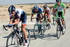 After about 60-kilometres, Martin Elmiger gets an escape going - Sky and BMC have called a truce, for now..!