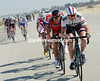 Ian Stannard makes a big surge now, but he is tracked by another BMC rider..!