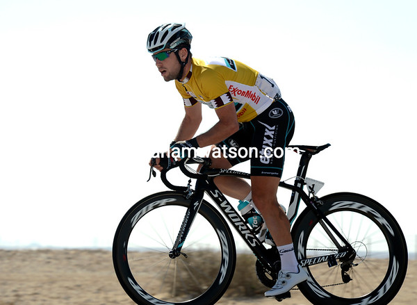 Mark Cavendish is alert to any moves against his leadership...