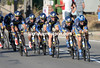 Saxo-Tinkoff took 6th at 32-seconds...