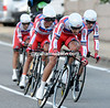 Katusha finished in a lowly 12th at 59-seconds...