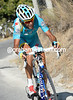 Nibali has attacked the others with about three-kilometres to go - an important pursuit begins..!